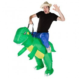 Inflatable Costumes Wholesale Inflatable Ride On T-REX Costume for Party