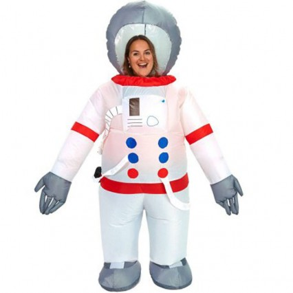 Inflatable Costumes Wholesale Inflatable Ride On Astronaut Costume for Party