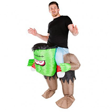 Inflatable Costumes Wholesale Inflatable Ride On Frankenstein for Party