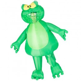 Inflatable Costumes Wholesale Inflatable Ride On Frog Costume for Party