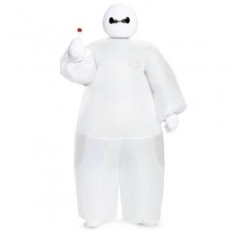 Inflatable Costumes Wholesale Disguise White Baymax Adult Inflatable Costumes for Party