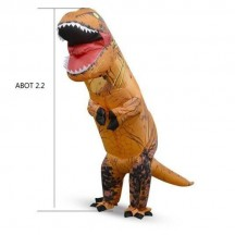 Inflatable Costumes Wholesale Jurassic World Inflatable T Rex Costume for Party