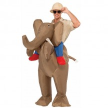 Inflatable Costumes Wholesale Elephant Inflatable Fancy Dress for Party