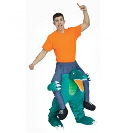 Ride On Costumes Wholesale Adult Ride a Gator Costumes Carry Me Mascot Fancy Dress for Party