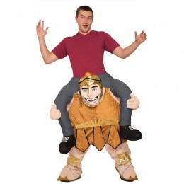 Ride On Costumes Wholesale Adult Ride a Spartan Costumes Carry Me Mascot Fancy Dress for Party