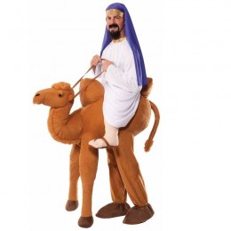 Ride On Costumes Wholesale Ride on Camel Animal Mascot Costumes Carry Me Mascot Fancy Dress for Party