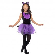 Kids Halloween Costumes Wholesale Cheeky Cat Girl Costume Supplier from China Manufacturer Directly