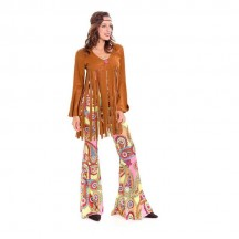 1960s Costumes Wholesale 1960s Hippie Retro Womens Costume from China Manufacturer Directly