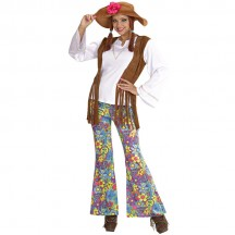 1960s Costumes Wholesale Woodstock Hippie Womens Costume from China Manufacturer Directly