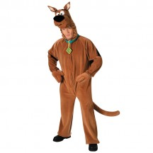 Scooby Doo Costumes Wholesale Deluxe Adult Scooby Doo Costume from China Manufacturer Directly