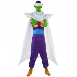 Dragon Ball Costumes Wholesale Piccolo Costume from China Manufacturer Directly