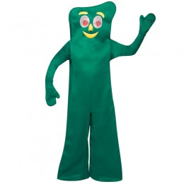 Gumby Costumes Wholesale Rasta Imposta Gumby Costume from China Manufacturer Directly