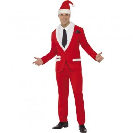 Christmas Costumes Wholesale Santa Claus Santa Cool Christmas Suit Mens Costume from China Manufacturer Directly