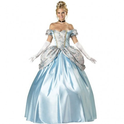Disney Costumes Storybook Costume Wholesale Cinderella Enchanting Princess Elite Collection Cinderella Womens Costume from China Manufacturer Directly