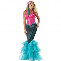 Disney Costumes Storybook Costume Wholesale Mermaid Mermaid Elite Ariel Womens Costume from China Manufacturer Directly