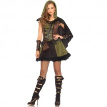 Disney Costumes Storybook Costume Wholesale Robin Hood Darling Robin Hood Womens Costume from China Manufacturer Directly
