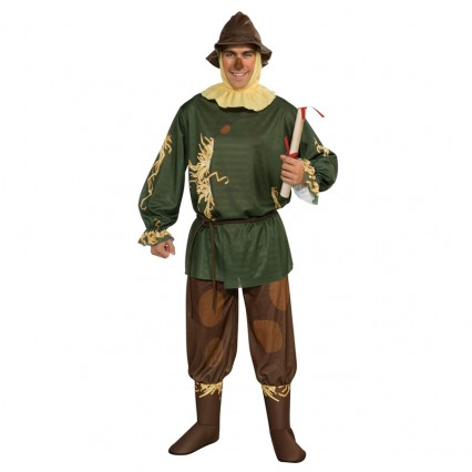 Disney Costumes Storybook Costume Wholesale Wizard of OZ Scarecrow Wizard of Oz Mens Costume from China Manufacturer Directly