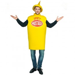 Events Occasions Costume Wholesale Bucks and Hens Spicy Mustard Unisex Costume from China Manufacturer Directly