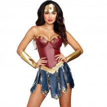 Hot Sale Costumes Wholesale Hero Costumes Amazon Princess Costume from China Manufacturer Directly