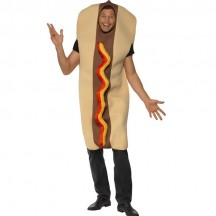 Other Costumes Wholesale Food Beverages Giant Hot Dog Mens Costume from China Manufacturer Directly