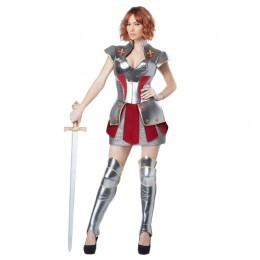 Other Costumes Wholesale Historical Joan of Arc Historical Womens Costume from China Manufacturer Directly