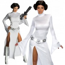 Events Occasions Costumes Wholesale In The Galaxy Princess Leia Star Wars Costume Wholesale  from China Manufacturer Directly