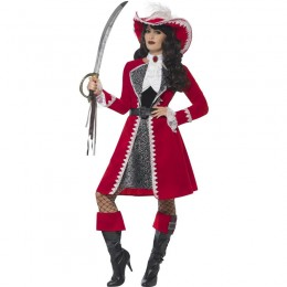 Events Occasions Costumes Wholesale In The Sea Authentic Deluxe Pirate Womens Costume Wholesale  from China Manufacturer Directly