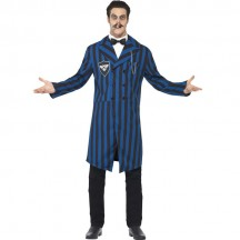 Halloween Scary Costumes Wholesale Addams Family Gomez Duke of the Manor Halloween Mens Costume Wholesale from China Manufacturer Directly