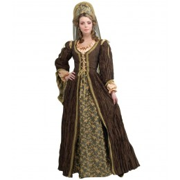Other Costumes Wholesale Ultimate Costumes Renaissance Anne Boleyn Deluxe Womens Costume from China Manufacturer Directly