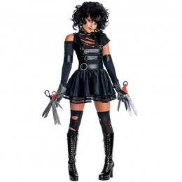 Halloween Scary Costumes Wholesale Edward Scissorhands Wholesale from China Manufacturer Directly