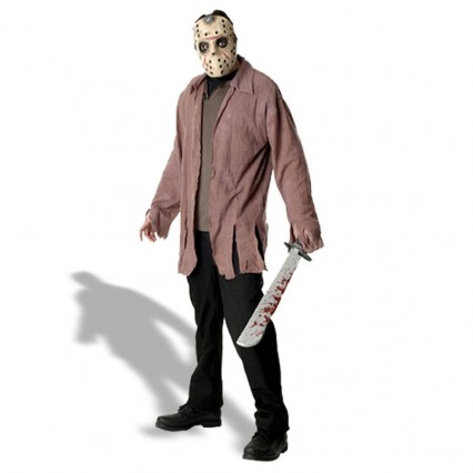 Halloween Scary Costumes Wholesale Friday the 13th Jason Mens Costume Wholesale from China Manufacturer Directly