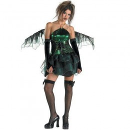 Halloween Scary Costumes Wholesale Twisted Fairytale Dragon Fairy Halloween Costume Wholesale from China Manufacturer Directly