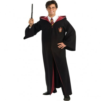Movies,Music TV Costumes Wholesale Harry Potter Deluxe Robe Mens Costume Wholesale from China Manufacturer Directly