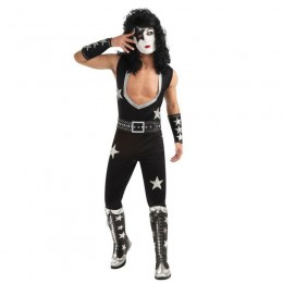 Movies,Music TV Costumes Wholesale Kiss STARCHILD Deluxe Paul Stanley Mens Costume Wholesale from China Manufacturer Directly