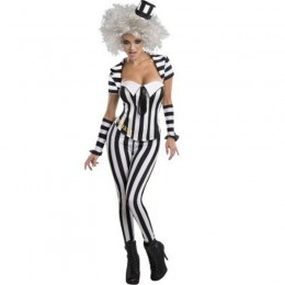 Movies,Music TV Costumes Wholesale Mrs Beetlejuice Corset Womens Costume Wholesale from China Manufacturer Directly