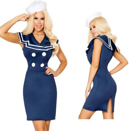 Occupation Costumes Wholesale Sailor Bossy Sailor Costume from China Manufacturer Directly