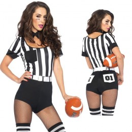 Occupation Costumes Wholesale Sport Rowdy Sports Referee Costume from China Manufacturer Directly