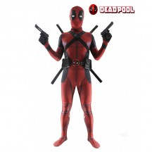 Superhero Comic Costumes Wholesale Zentai Suits The Avengers Deadpool Cosplay Costumes Zentai Spandex Lycra