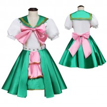 Halloween Scary Costumes Wholesale Momoiro Clover Z Girl's Neon Zombie Halloween Girls Costume Wholesale from China Manufacturer Directly