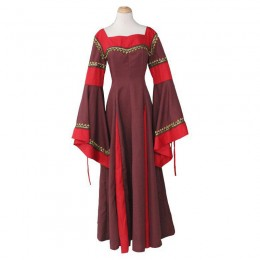 Women Halloween Costumes Wholesale Medieval Vampiress Costume for Carnival Halloween Party