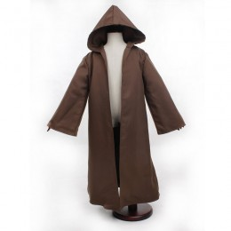 Events Occasions Costumes Wholesale Star Wars Obi Wan Kenobi Jedi Cape Cloak With David Walliams Deluxe Ratburger Boys Costume Wholesale from China Manufacturer Directly