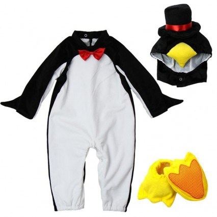 Baby Costumes Wholesale Baby Lil' Penguin Costume Set Infant Toddler Wholesale from Manufacturer Directly carnival Costumes