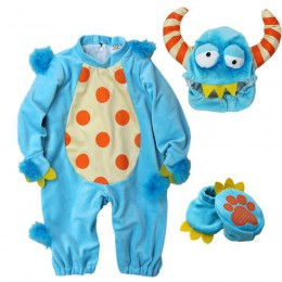 Baby Costumes Wholesale Lil' Monster Costume Set Infant Toddler Wholesale from Manufacturer Directly carnival Costumes