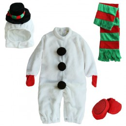 Baby Costumes Wholesale Silly Snowman Costume Set Infant Toddler Wholesale from Manufacturer Directly carnival Costumes