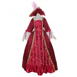 Renaissance Costumes Wholesale Renaissance Maiden Costumes from China Manufacturer Directly