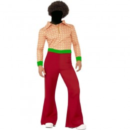 1970s Costumes Wholesale Authentic 70s Guy Mens Costume from China Manufacturer Directly
