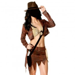 Indians and Cowboys Costumes Wholesale Indiana Jane Costume from China Manufacturer Directly