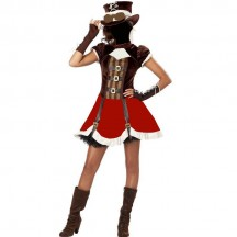 Steampunk Costumes Wholesale Girls Steampunk Costume from China Manufacturer Directly