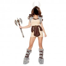 Viking Costumes Wholesale Sexy Vicious Viking Costume from China Manufacturer Directly