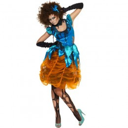 Halloween Scary Costumes Wholesale Killerella Costume Wholesale from China Manufacturer Directly